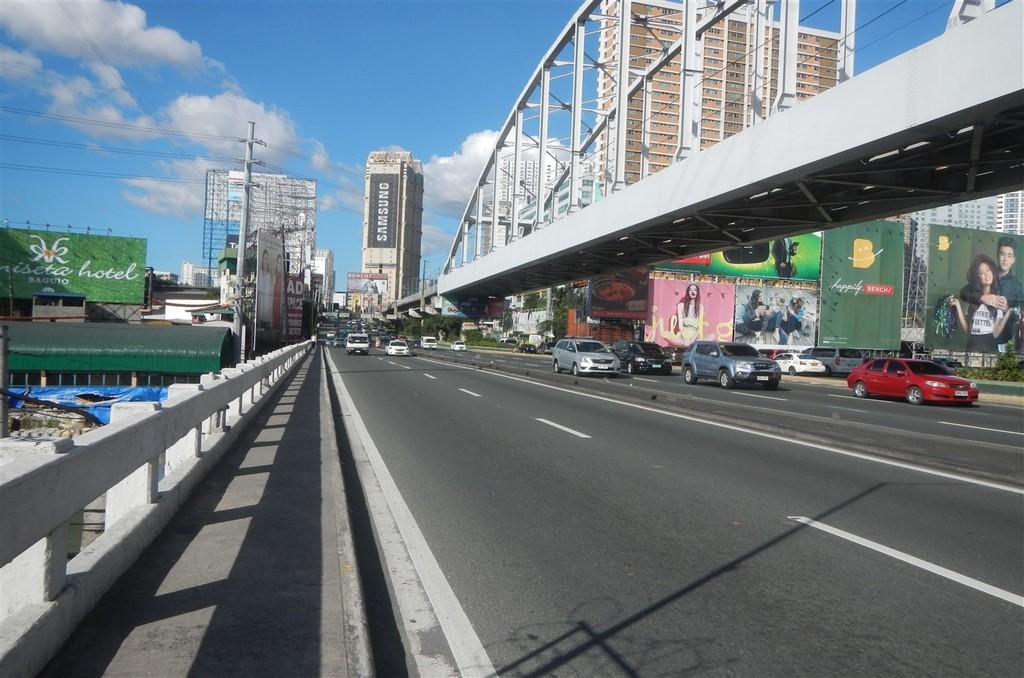 Makati Mandaluyong Bridge 2