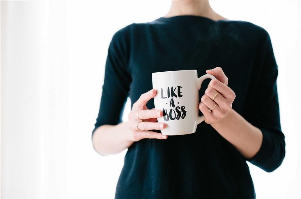 like a boss mug 2