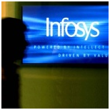 Infosys monitor
