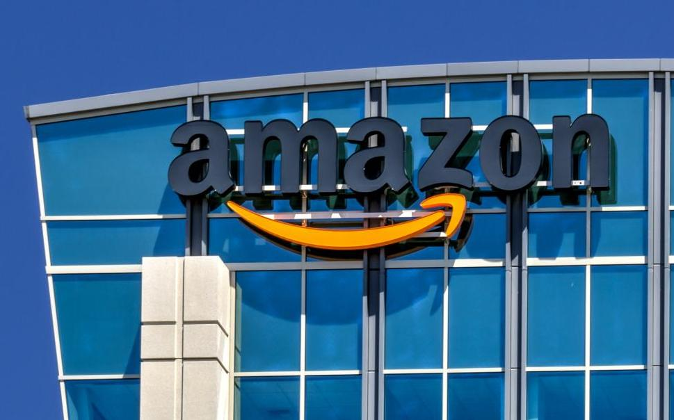 Amazon building 2