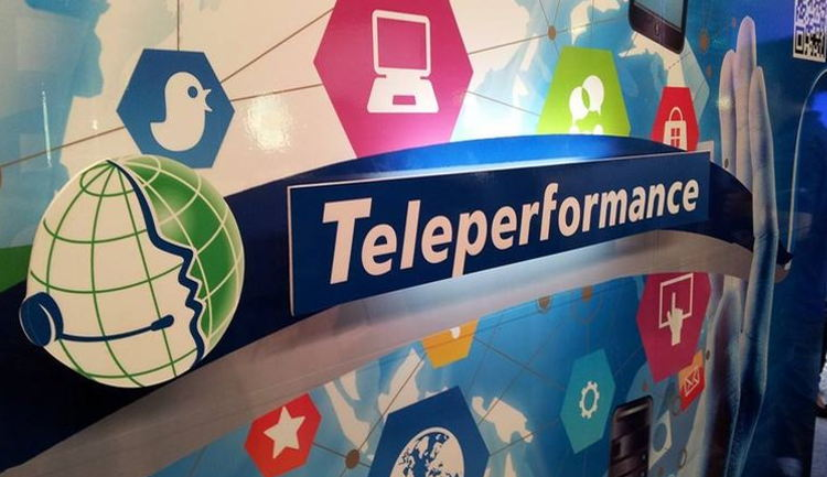 Teleperformance sign 2