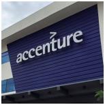 Accenture building Cebu