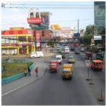 Davao City road