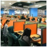 BPO employees 2