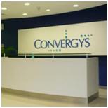 Convergys lobby