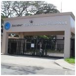 Bangko Central ng Pilipinas gate