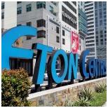 Eton Center sign