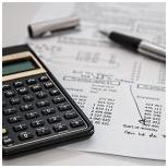 calculator and pen 3