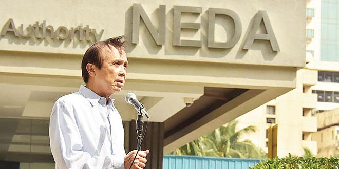 speaker in NEDA