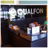 Qualfon lobby 2