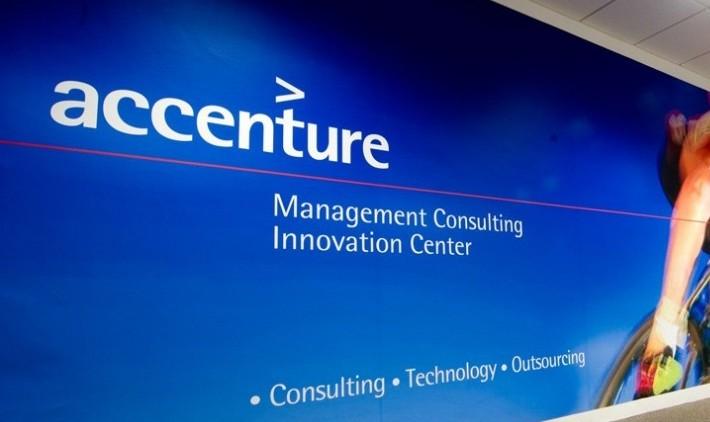 Accenture blue