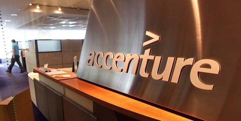 Accenture sign 3