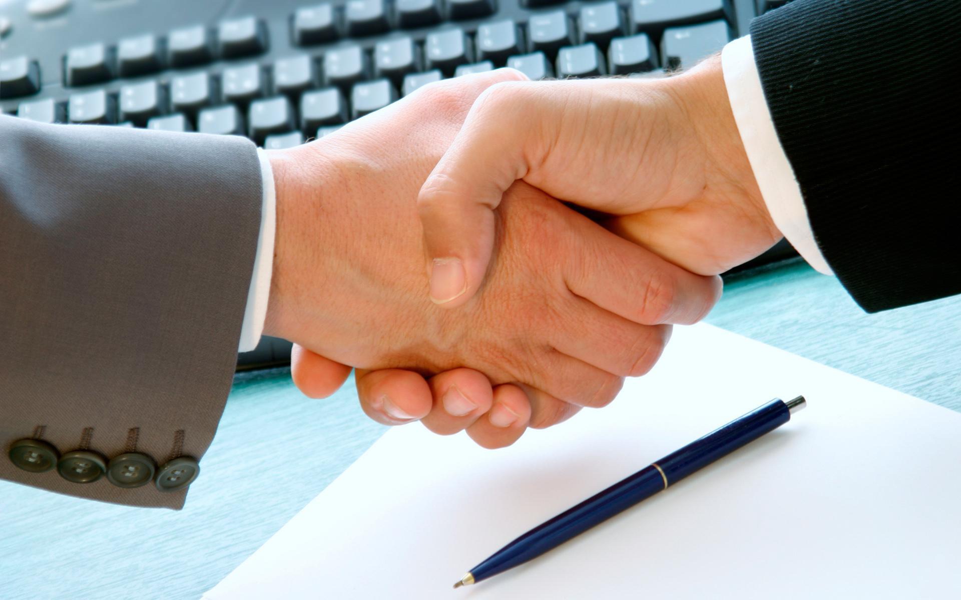 handshake 6