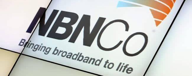 NBNCo sign