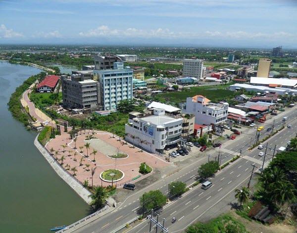 manila top view