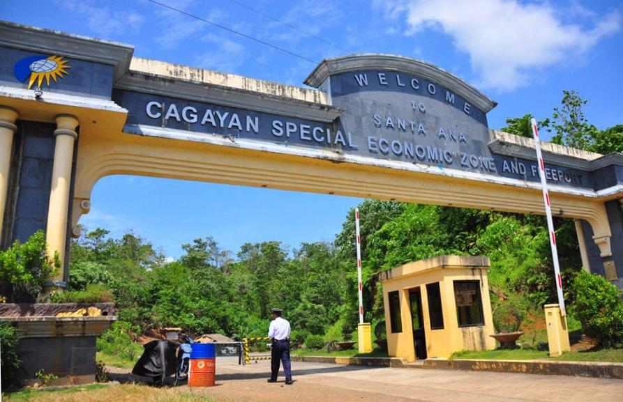 Cagayan ecozone building