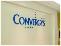 Convergys sign 3