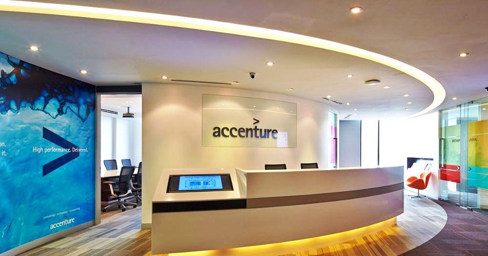 Accenture revenues up 11% in Q4