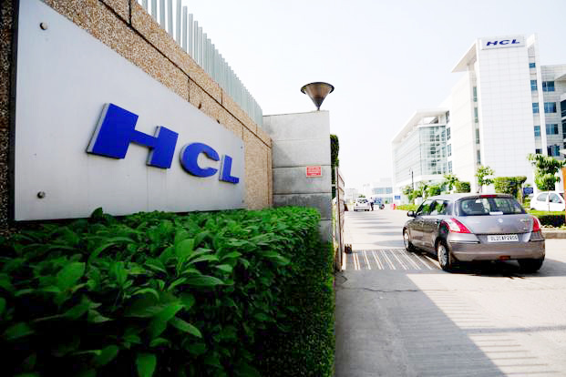 HCL sign