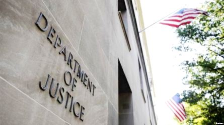 department of justice US