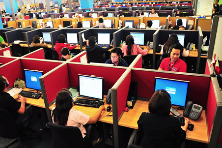 BPOs should benefit from the TRABAHO bill in training - DTI