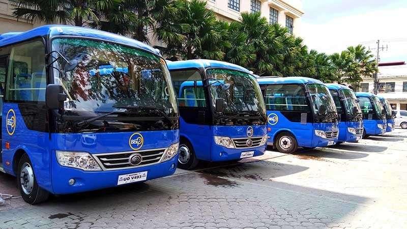 Modern jeepneys to pass through BPO locations