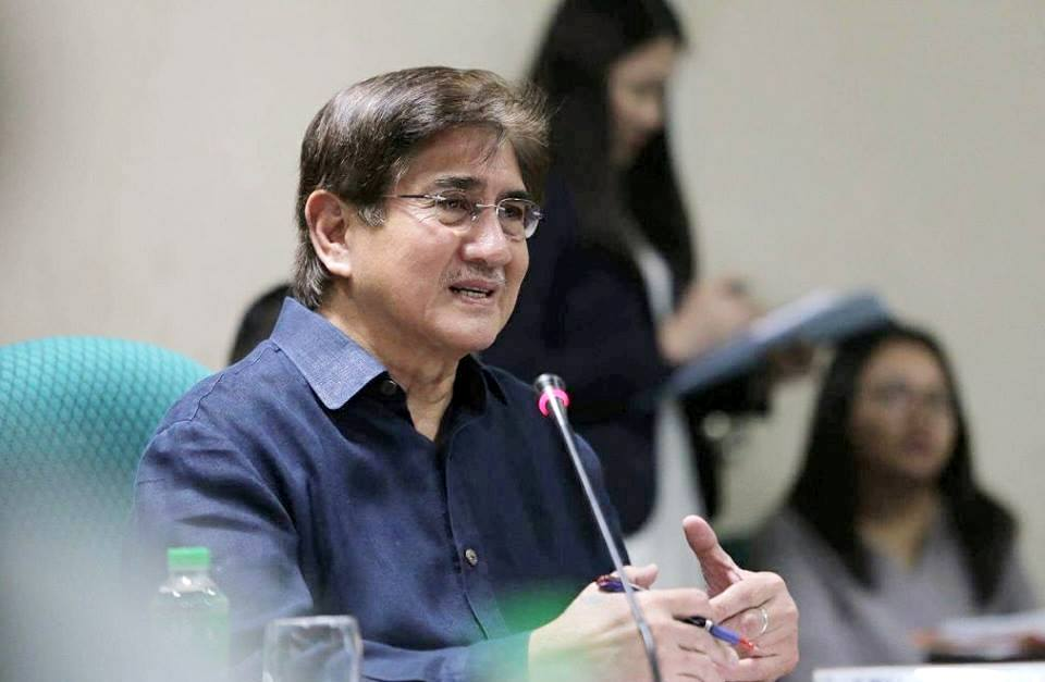 Senator urges new DICT head to keep undersecretary
