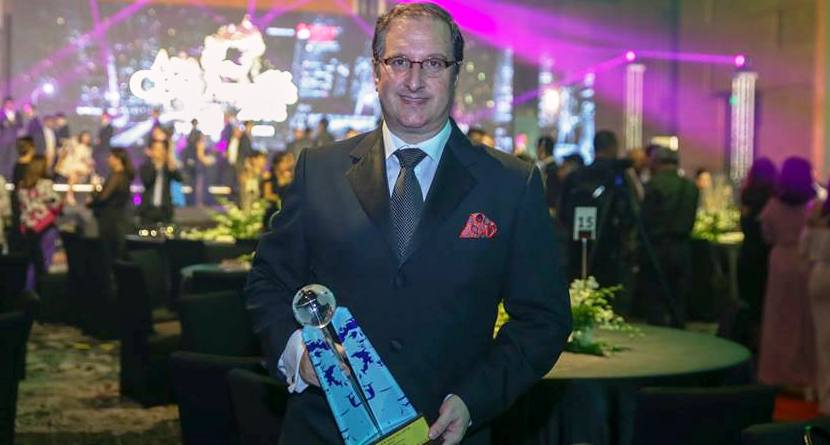 Sitel boss named executive expat of the year