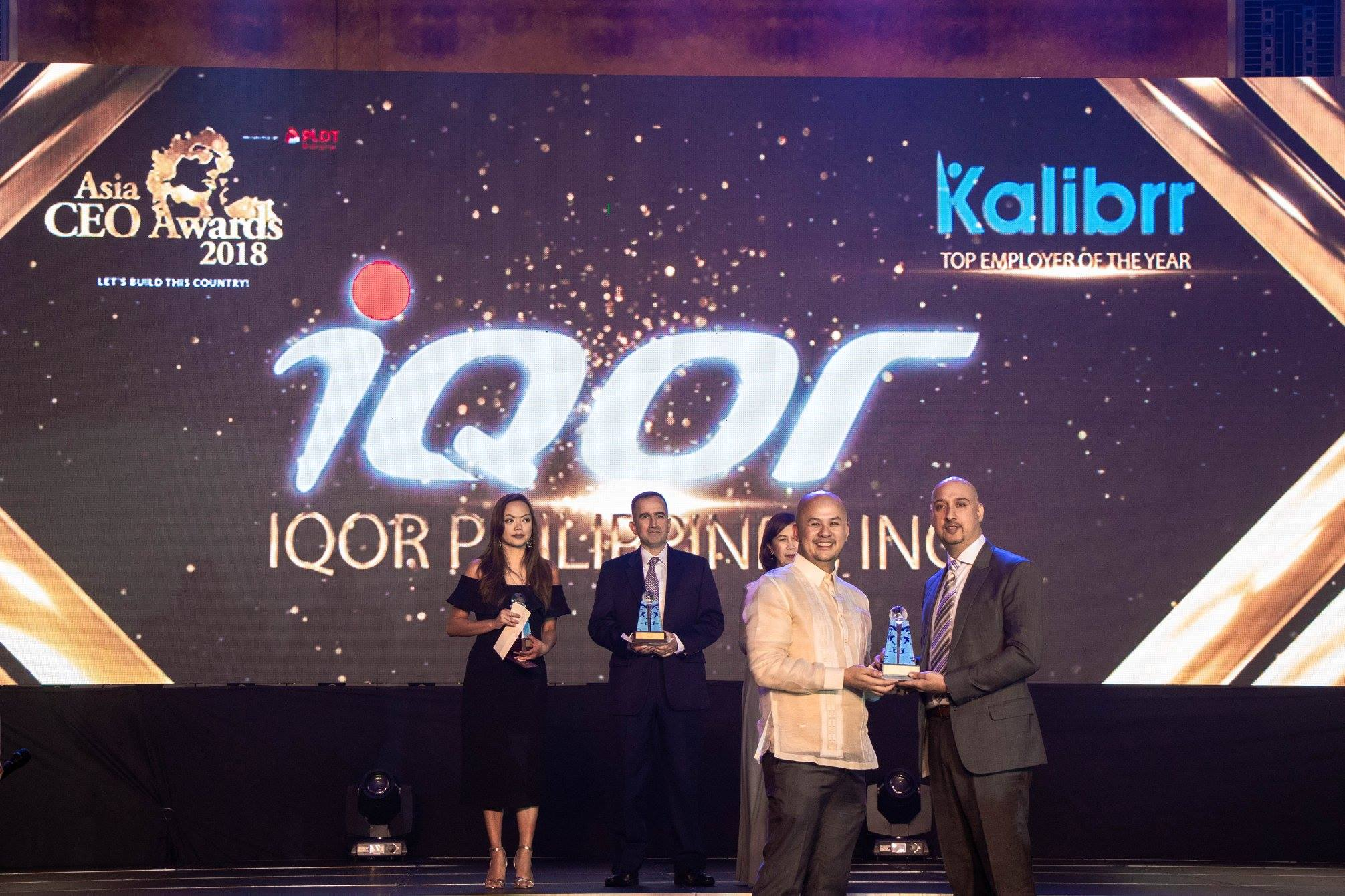 iQor wins three top awards at Asia CEO Awards