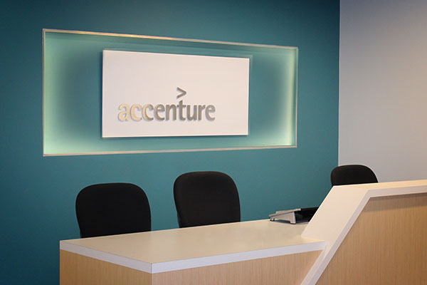 Accenture employees will get more parental-leave benefits