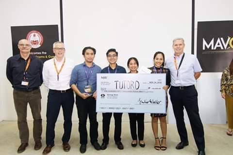 SWU PHINMA wins Cebu IT-BPM sponsored event