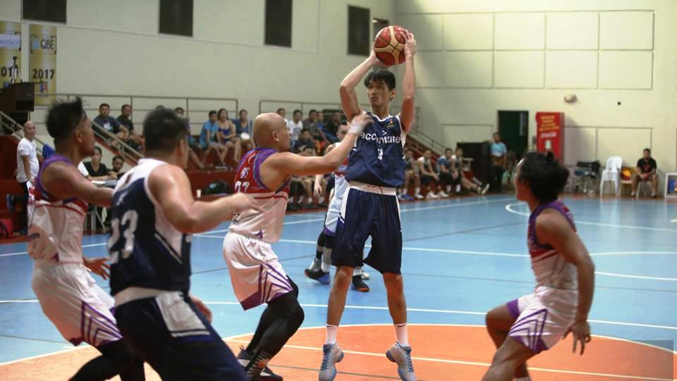 Accenture Sharks draws first blood in Tanduay E-Leagues