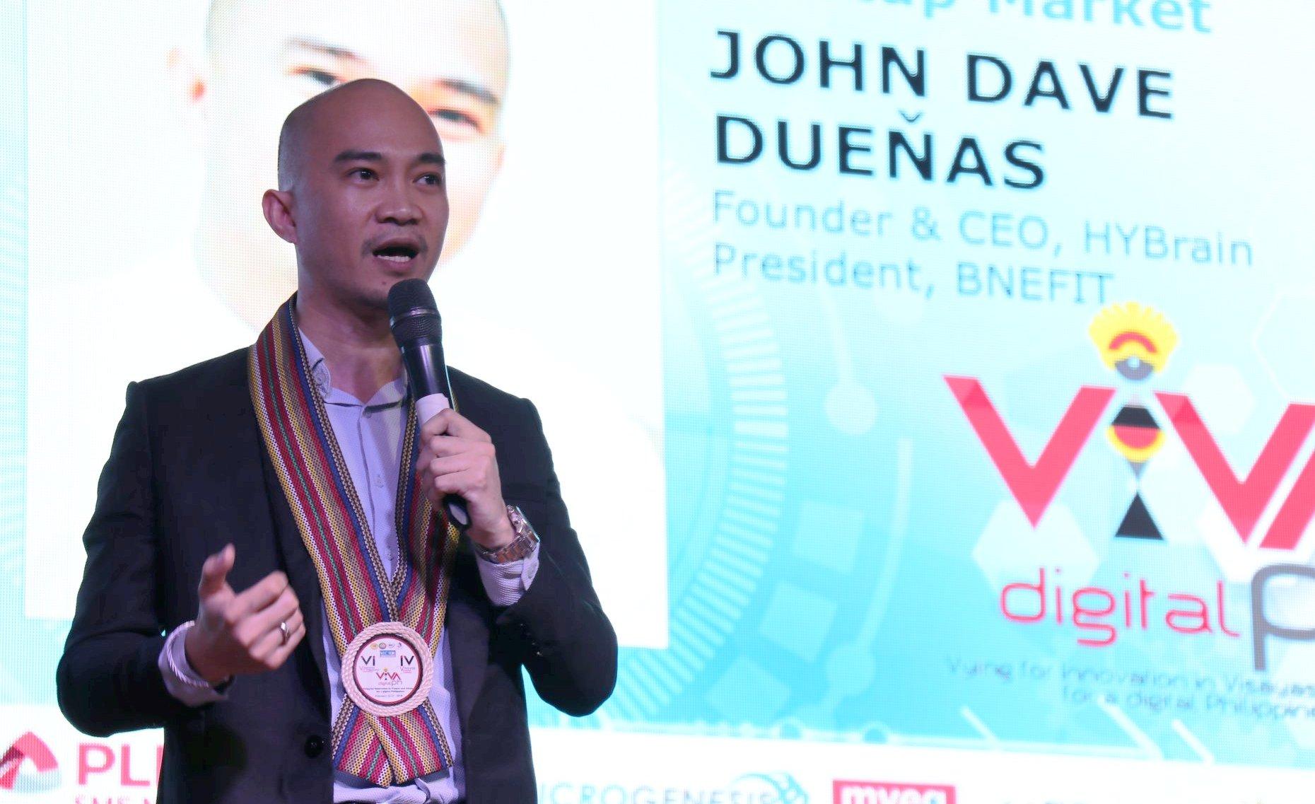 BNEFIT President John Dave Dueñas