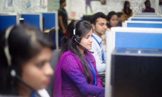 Bangladesh BPO grows at 20%, and uses Philippines expertise