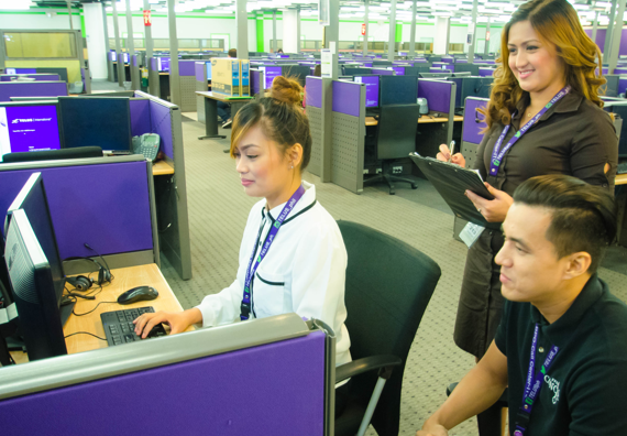 Telus' engagement rate exceeds world-class standards