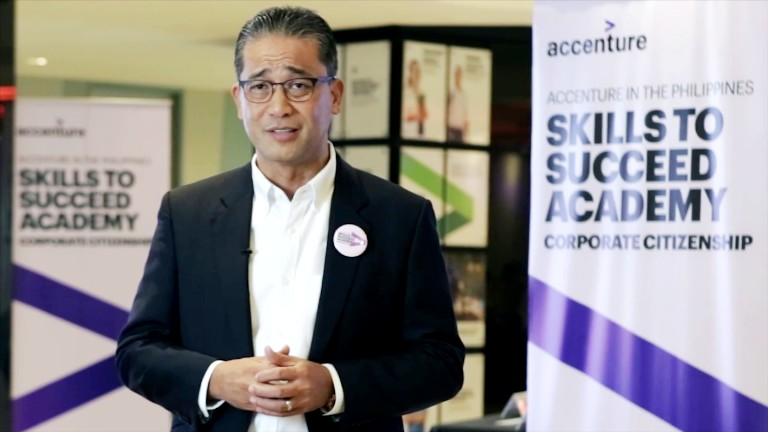 Accenture ramps up its digital transformation in the Philippines