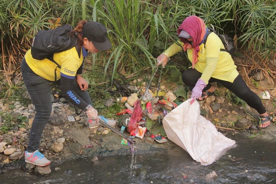 BPO firms join Cebu river cleanup drive