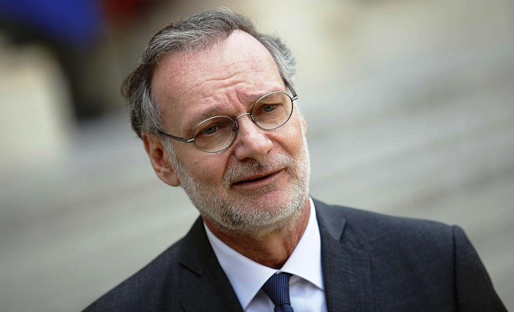 Former Accenture CEO Pierre Nanterme dies at 59