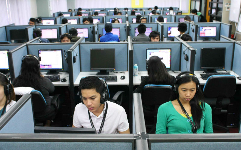 BPO sector among contributors to lower unemployment rate