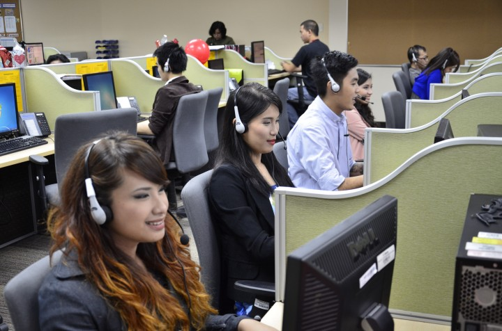BPO workers should keep up with AI, automation – official