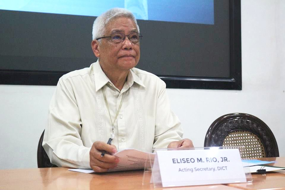 DICT official to discuss ICT roadmap