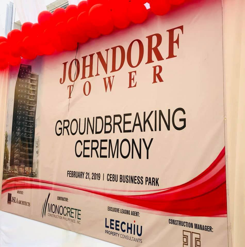 Johndorf Tower to open to BPO firms 2