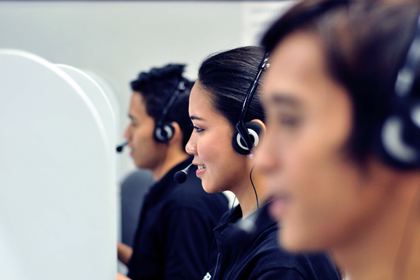 Local call center firms quickly shift to high-skilled jobs