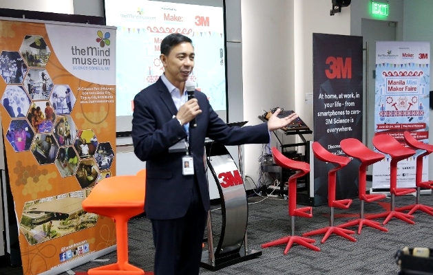 3M aims to further expand in the Philippines