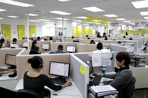 Cebu's BPO workers now number 160,000