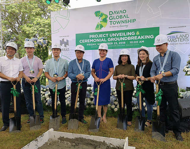Davao Global Township to host BPO firms
