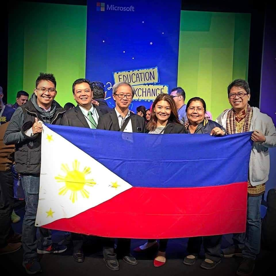 DepEd ICT head wins Microsoft challenge in Paris 3