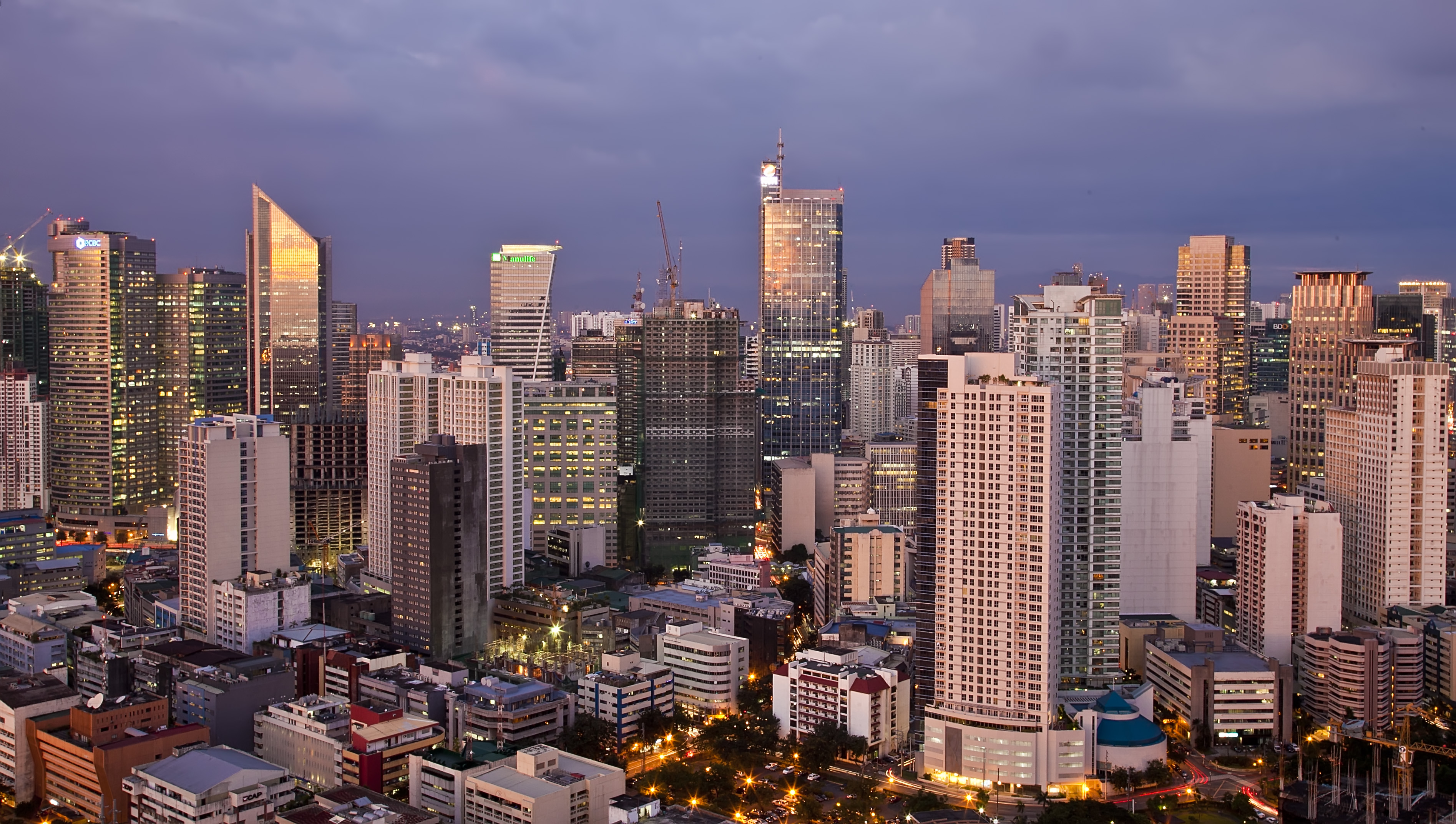 Manila remains 2nd in Super Cities ranking
