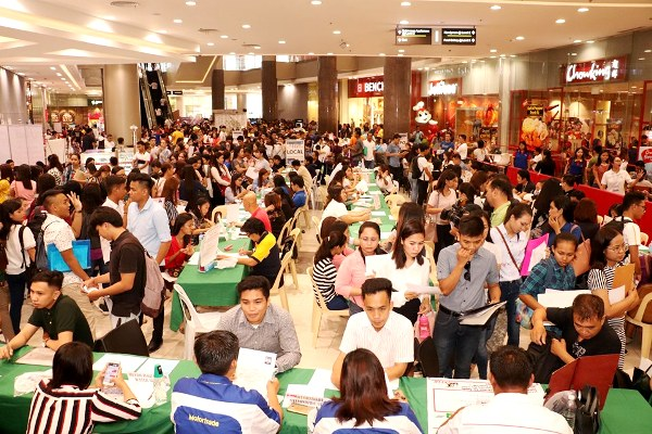 BPO jobs are the most in demand at Iloilo job fair