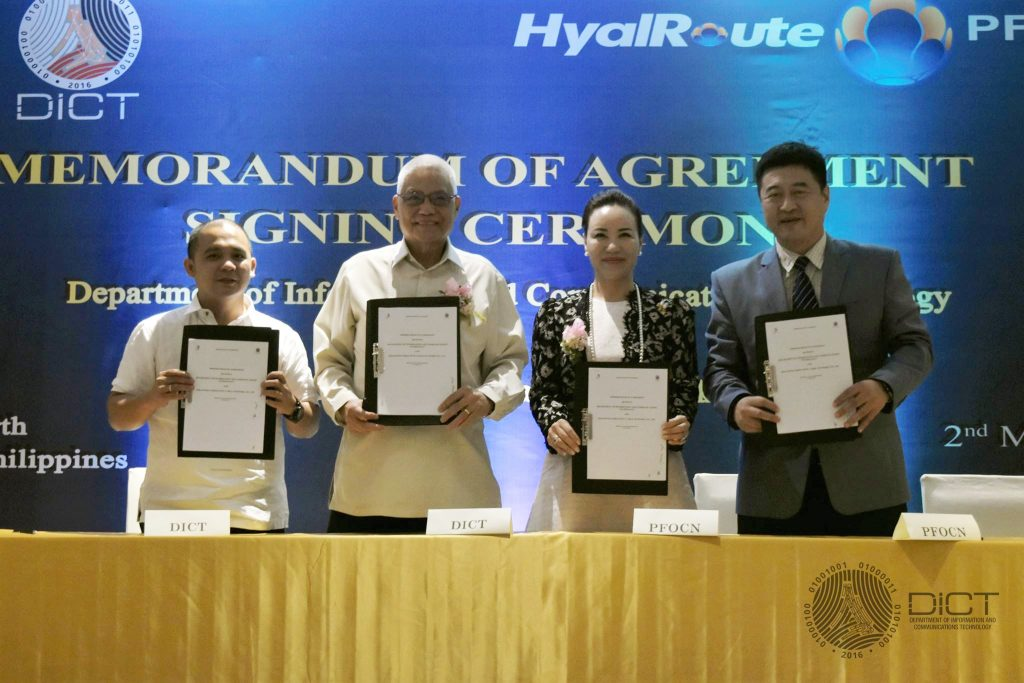 Singaporean firm to invest USD2bn for fiber optic cables in Philippines
